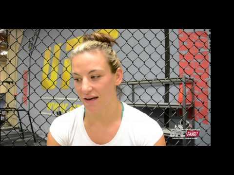 Fight Night Japan Miesha Tate PreFight Interview