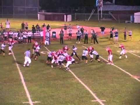 Derek Sanson - Keswick Christian School - Football Highlights 2011