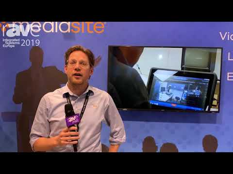 ISE 2019: Sonic Foundry Presents Mediasite Video Platform and Lecture Capture System