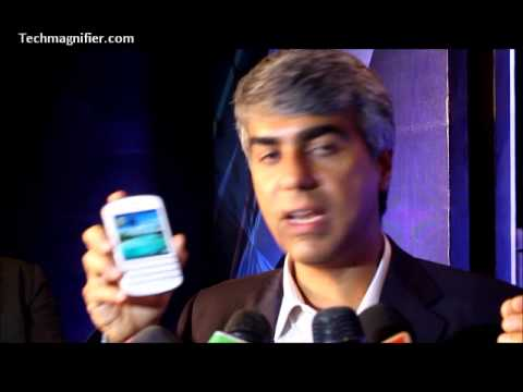 BlackBerry Q10 Smartphone Launched In India