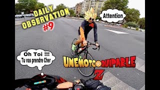 Une Moto Qui Parle - Daily Observation #9