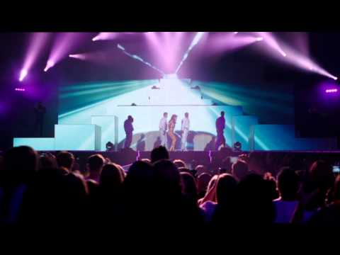 Cheryl Cole - Call My Name Live [a Million Lights Tour Dvd - Live At The O2] video