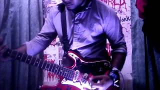 Aurthohin Uru Uru Mon Guitar Cover by Fuad Bin Alam