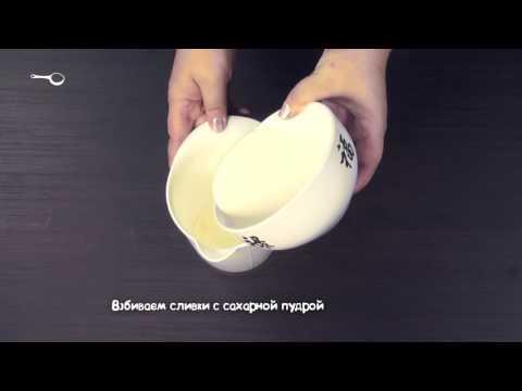 Гурманика: Банановый крем от Анастасии Даниловой