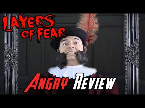 Layers of Fear Angry Review