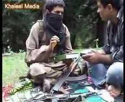Mujahideen Kashmir video
