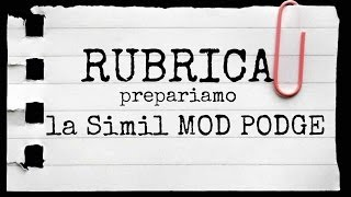 "Come si fa una simil ""Mod Podge""...la ""miracollosa""! How to make Mod Podge ""home made"" - Arte per Te"