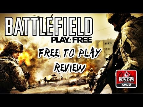 Free2Play Review - Battlefield Play 4 Free