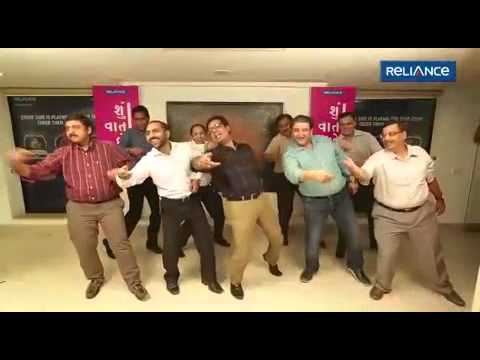 Jalsa Pack launch in Reliance Ahmedabad