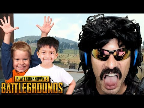 Doc's Funniest Troll Ever on PUBG with Randoms!