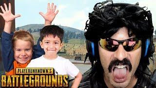 DrDisRespect's Funniest Troll Ever on PUBG with Randoms!