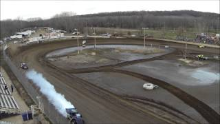Valley Speedway in Grain Valley Missouri