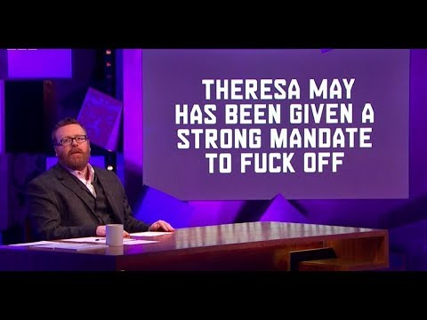 Frankie Boyle's New World Order (Ep 2)