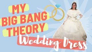 Big Bang Theory: Wedding Dress Shopping and Emotions    Mayim Bialik