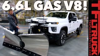 Here is How the 2020 Chevy Silverado 2500 HD Delivers the Torque to the Ground