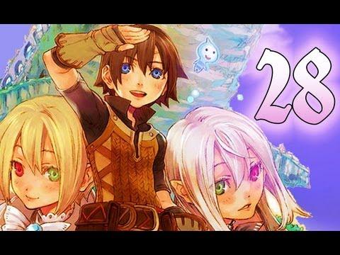 Rune Factory Frontier (Wii) Playthrough 【28】 : Runeys & Rune Stones