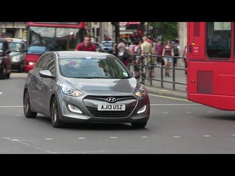 Unmarked Hyundai i30 - London Metropolitan Police
