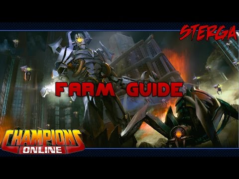 Basic Farming Guide - Champions Online