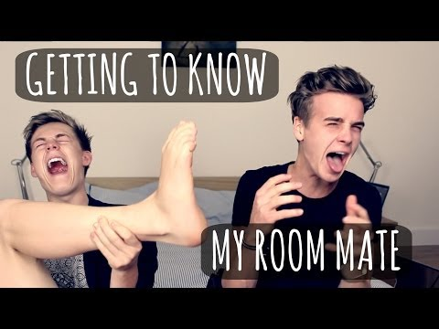Getting To Know My Room Mate | Thatcherjoe video
