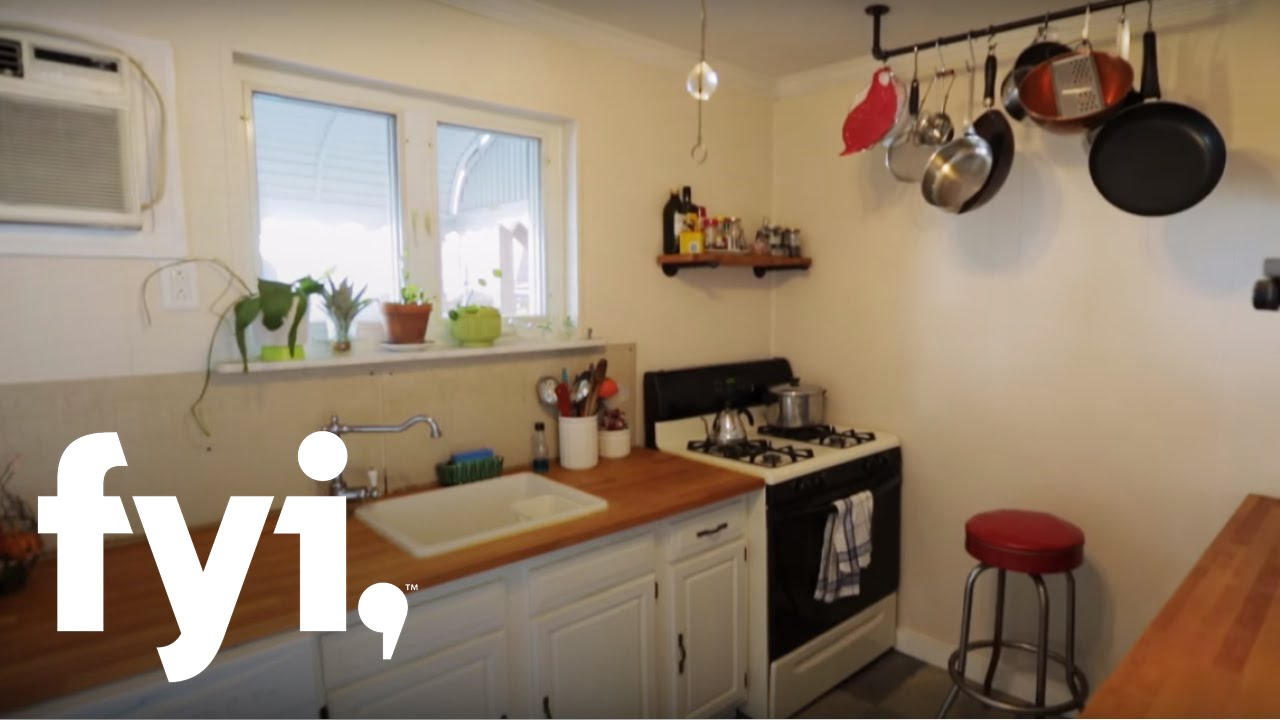 Tiny House Hunting: Small But Not Ugly in Philly | FYI