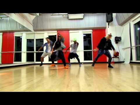 Chris Brown feat. Aaliyah | Don't Think They Know | Choreography by: Viet Dang | IDA Hollywood