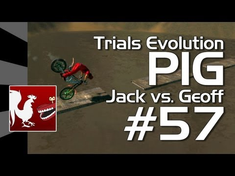 Trials Evolution - Achievement PIG #57 (Jack vs. Geoff)