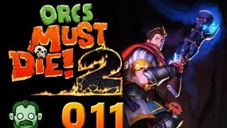 Let's Play Together: ORCS MUST DIE 2 #011 - Die Schande, die Schande [deutsch] [720p]