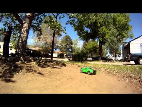 RC Colorado Rally Championship 2012 - Race #4 Gary's Track