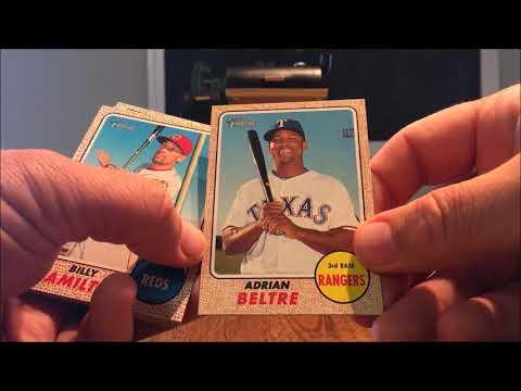 2016 Topps Heritage Baseball