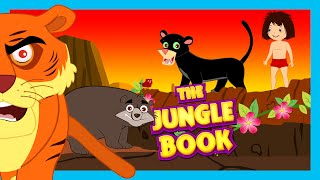 The Jungle Book Kids Animation Story | Fairy Tales & Bedtime Story For Kids
