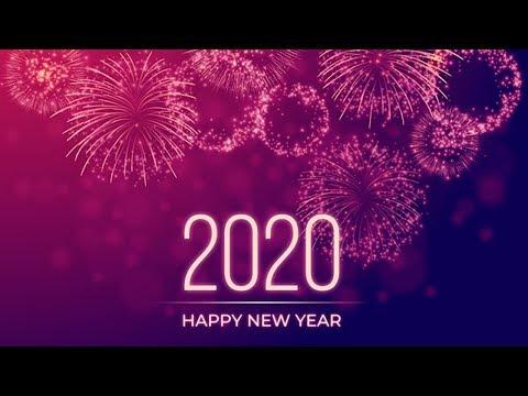 [3D Binaural Audio] New Year's Eve 2020 Celebrations: Fireworks & Firecrackers Sound + Echo