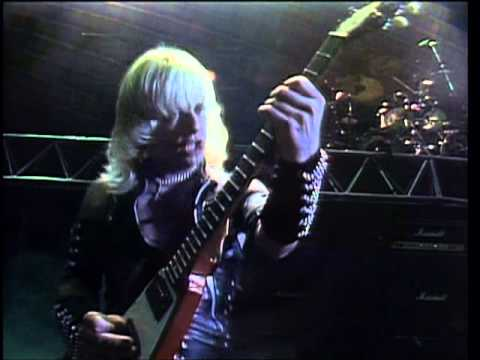 JUDAS PRIEST The Green Manalishi (LIVE VENGEANCE 1982)