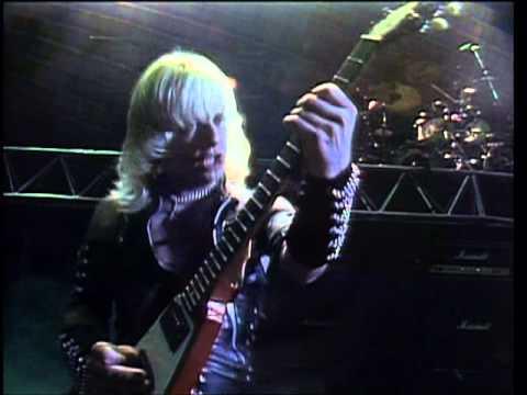 Judas Priest - The Green Manalishi Live