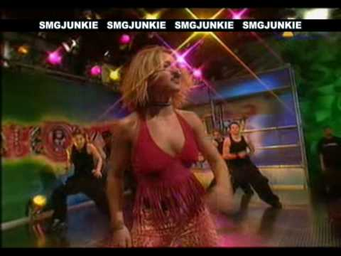 Britney Spears - Oops! I Did It Again Live  Interaktive Germany...