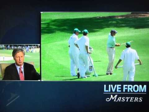 Matt Kuchar - Pitching & Chipping Analysis (2014 Masters)