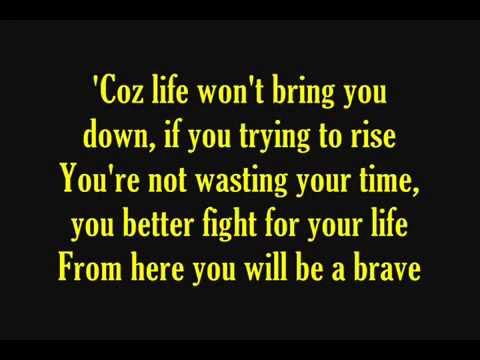 BILLFOLD  - Brave  With Lyrics