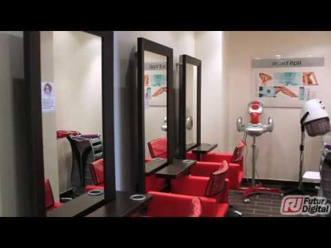 La beaut tout prix salon de coiffure et d 39 esth tique montevrain seine et marne 77 youtube - Jeux de salon de coiffure et beaute ...