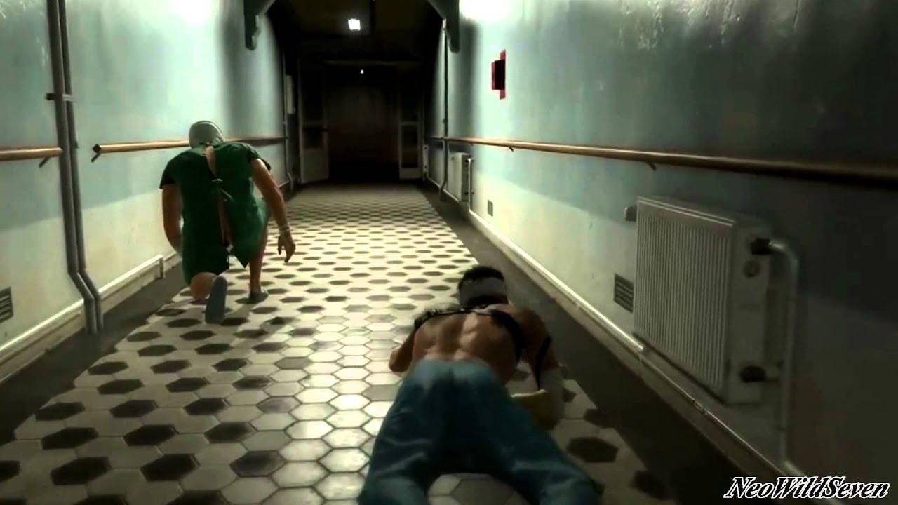 Demo Metal Gear 5 The Phantom Pain Hospital Escape Real