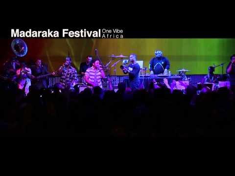 THE PHYSICS LIVE - MADARAKA FESTIVAL 2014 (OFFICIAL)