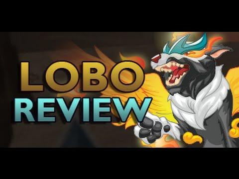 Lobo Review - Miscrits SK
