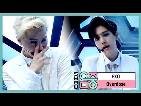 [Comeback Stage] EXO-K - Overdose, 엑소 케이 - 중독, Show Music Core 20140517