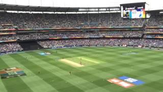 Shikhar dhawan 100 vs South Africa MCG