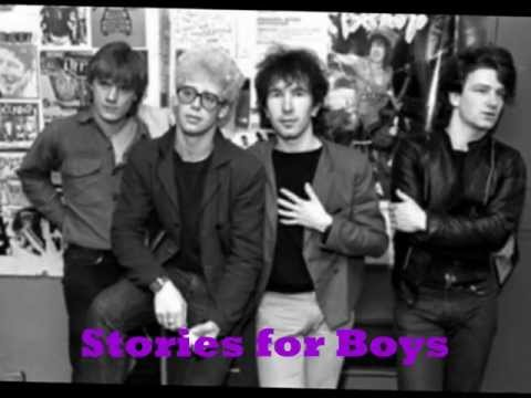U2 Stories for Boys