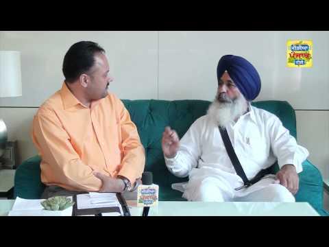 Balwinder Singh Bains 110715 (Media Punjab TV)