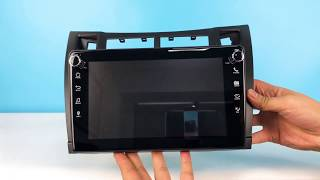 Toyota Yaris 2005-2011 Android auto/Carplay 8 inch Head Unit 4GB Radio