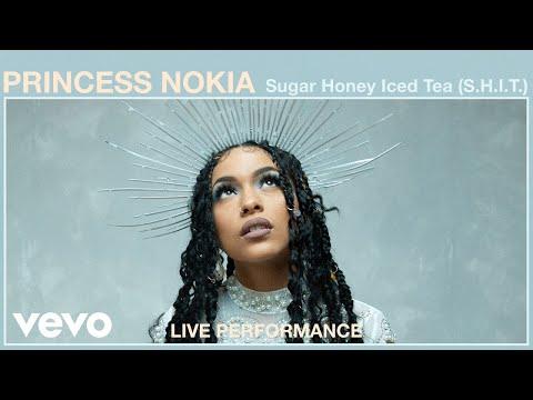 "Princess Nokia - ""S.H.I.T."" Live Performance | Vevo"