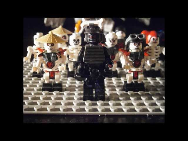 PSY - Gangnam Style Parodie: Garmadon Style mit LEGO Ninjago