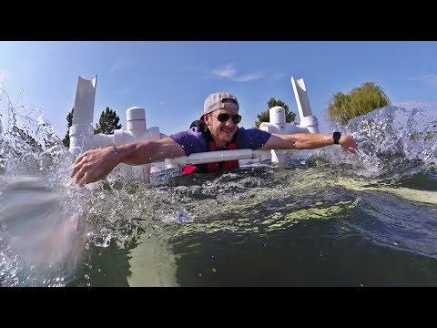 Cover Lagu Build A Boat Battle | Dude Perfect