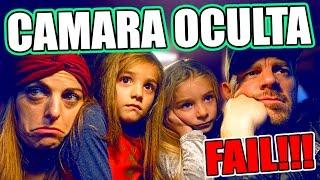 CÁMARA OCULTA FAIL!!!     ·VLOG·