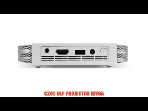 Lg c205 video clips for Micro 360p dlp pico projector review
